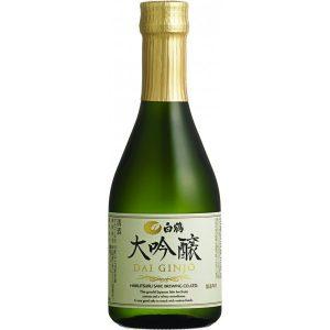 Hakutsuru Daiginjyo 300ml-600x600